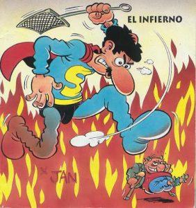 Super López El infierno
