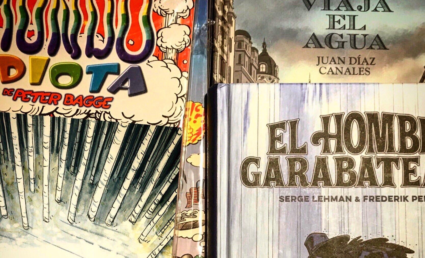 Podcast 010: Recomendaciones («Un tipo duro», «Como viaja el agua», «El hombre garabateado», «Mundo idiota»)